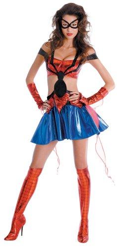 Spidergirl Sassy Prestige Costume As Shown Women 8-10 DG50265B