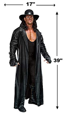 Undertaker - XL Officially Licensed WWE Removable Wall Decal