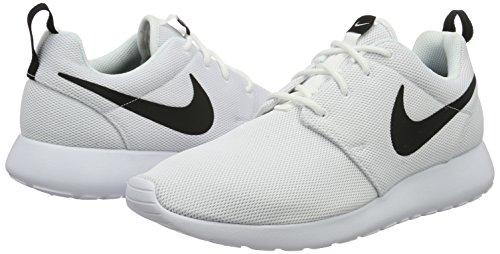 Blanco De Para Zapatillas Running One blanco white black Roshe white W Mujer Nike aSBR6