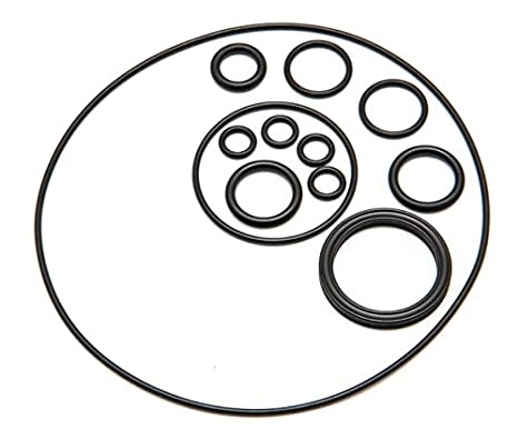 Amazon Com Seastar Seal Kit Old Style Solutions Hs5151 Seal Kit