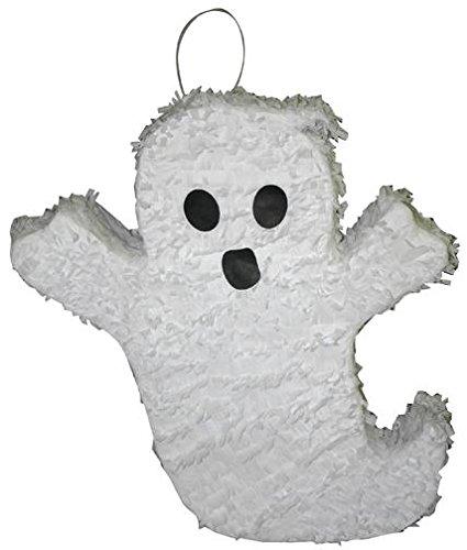 Fiesta Pinata Floating Ghost Pinata (Make A Halloween Ghost Pinata)