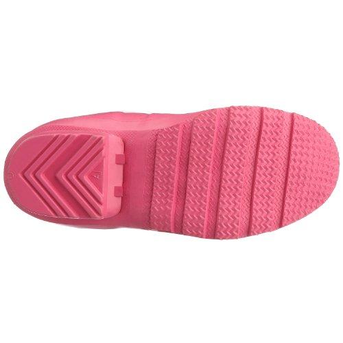 Hunter Junior Young Original - Zapatos de punta redonda sin cordones Rosa (Fuchsia)