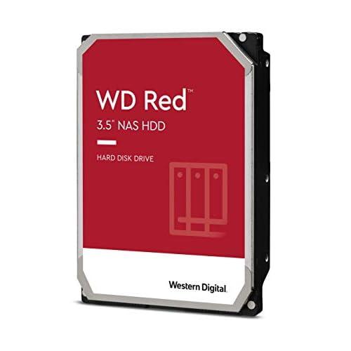 Western Digital 6TB WD Red NAS...