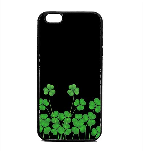 (Phone Case Shamrock Growing for iPhone 6 Plus)