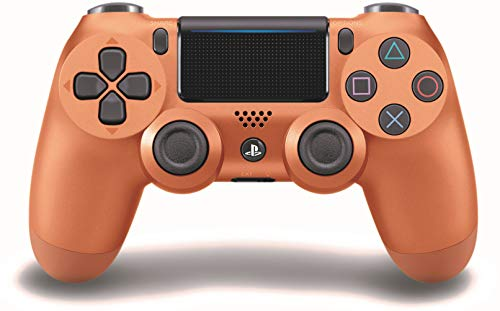 Video Games : DualShock 4 Wireless Controller for PlayStation 4 - Copper