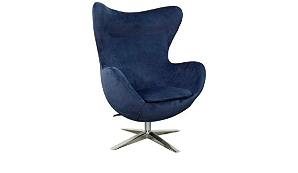 Amazon.com: Hebel Max Fabric Swivel Rocker Accent Chair ...
