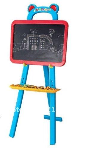 Alphabet Learning Standing Easel Board