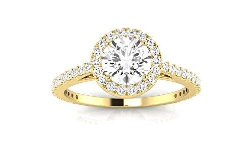 0.45 Ct Round Diamond - 8