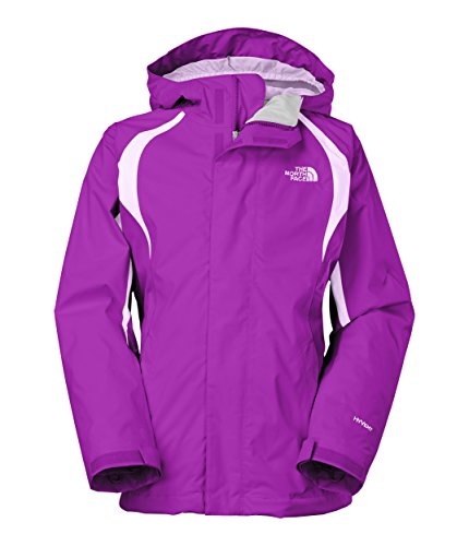 The North Face Mountain Triclimate Jacket Girls Magic Magenta L14/16 by The North Face