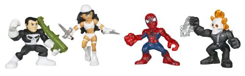 - Marvel Super Hero Squad Theme Pack:  Urban Heroes - Battle for New York!