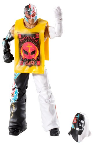 (WWE Elite Collector Rey Mysterio Figure Series 13)