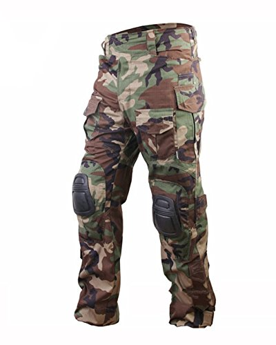 DLP Tactical Gen 3 Combat Pants (Woodland Camo, XXL) for sale  Delivered anywhere in USA