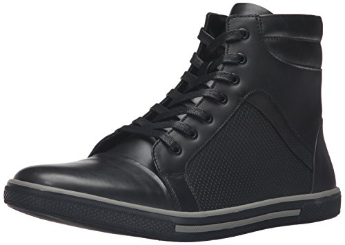 - Unlisted by Kenneth Cole Men's Crown Worthy Sneaker, Black, 11 M US