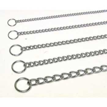 Four Paws Medium Weight Choke Chain 18 -