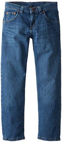 Lee Boys Jeans - LEE Big Boys' Premium Select Slim Fit Straight Leg Jeans, Grady, 10 Slim
