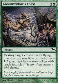 Magic: the Gathering Gloomwidow39;s Feast - Shadowmoor - Foil