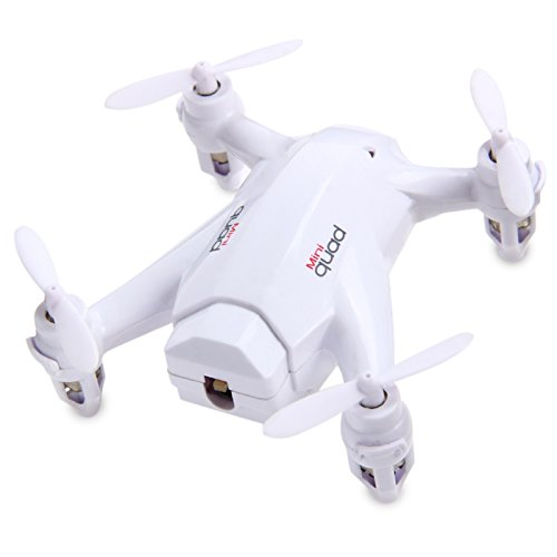 KAIM 4CH 2.4G Mini Quadcopter with Gyro Hover-White by KAIM