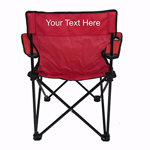 62003995b997 PERSONALIZED IMPRINTED C-Series Rider Classic Quad Chair by Travel Chair –  Red