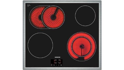 Siemens et hn iq kochfeld elektro edelstahl