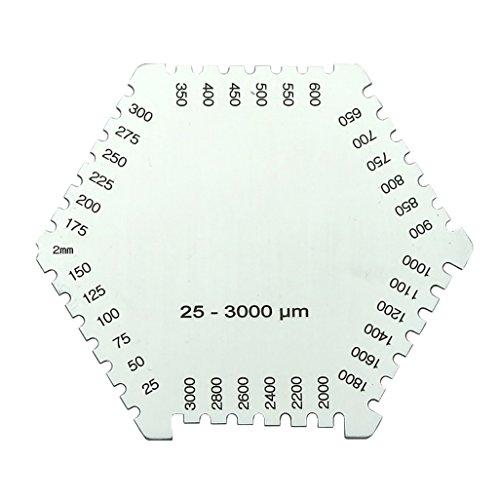 wet film comb - 8