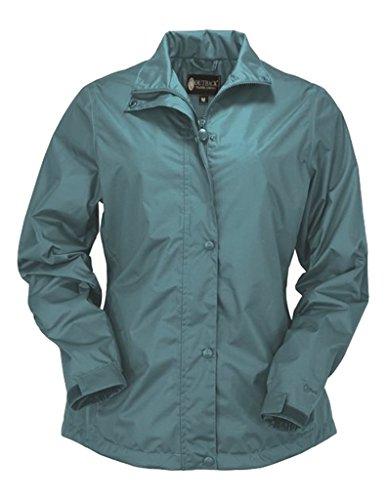 Outback Trading Women's Harper Packable Jacket - Light Blue ()