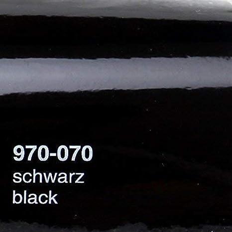 17 76 M Oracal 970ra 070 Schwarz Glanz Gegossene Profi Autofolie 152cm Breit Blasenfrei Mit Luftkanäle Küche Haushalt