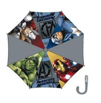 Amazon.com: Arditex AV9833 Avengers Umbrella, Multi-Colour ...