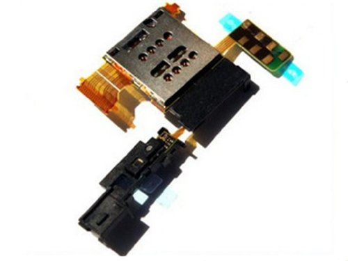 Generic OEM Sim Card Slot Socket Tray Holder Flex Cable for Sony Xperia ion LTE LT28at LT28i