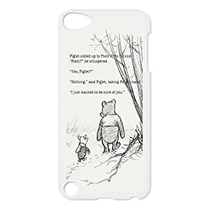 Beautiful Customized iPod 5 Case Hard Plastic Material Cover Skin For iPod iTouch 5th - Winnie the Pooh Case