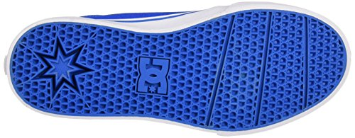 DC Shoes ADBS300251, Zapatillas Niños Azul (Blue)