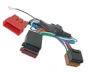 Sistema activo adaptador de radio para Audi A2A3A4A6A8TT B5Bose DSP Cable 100W
