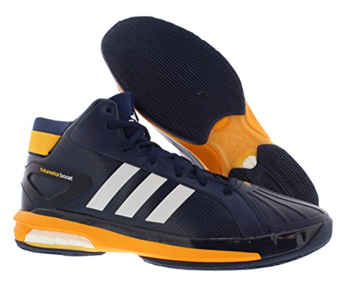 Zapatillas Hombre Adidas As Futurestar Boost West Basketball Tallas Azul Marino / Blanco / Dorado