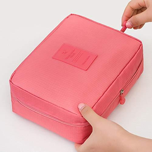 Lessonmart Man Women Makeup Bag Cosmetic Bag Beauty