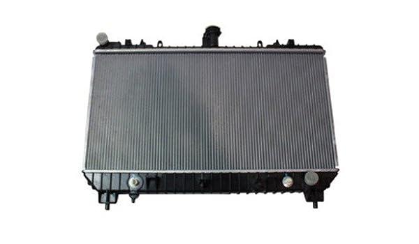 Partslink Number GM3010535 Radiators OE Replacement Chevrolet Camaro Radiator