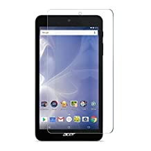 [2 Packs] Acer Iconia One 7 B1-780 Screen Protector, 9H Hardness Ultra-thin Shatterproof Anti-Scratch HD Clear Tempered Glass Screen Protector for Acer Iconia One 7 B1-780 (2016 Release)