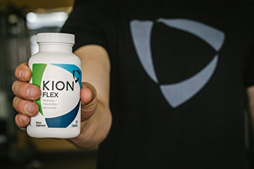 Kion Flex | Supports Joint Comfort, Mobility & Flexibility, and Bone Health | Contains Glucosamine, Chondroitin, Cherry Juice, Ginger, Turmeric, Goat Milk Whey, and More | 30 Servings by Kion (Image #6)