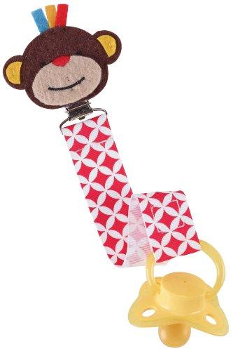 Mud Pie Pacy Clip, Monkey 2112127