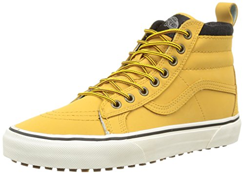 Sk8 Adulto Honey Marrón Leather Hi U de Zapatillas MTE Deporte Unisex Vans Mte P85wqfR