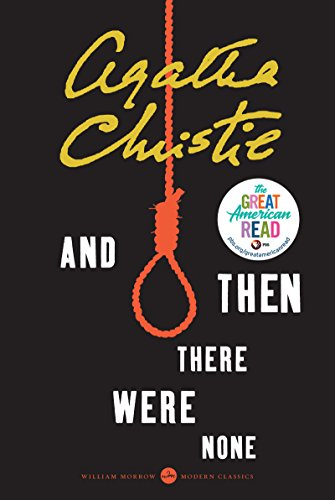 Agatha Christie And Then There Were None Book