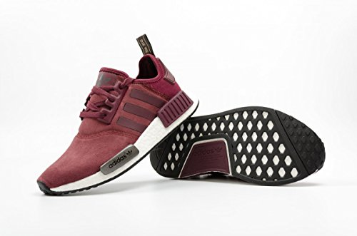 adidas donne nmd runner r1 (bordeaux / lusink) dimensioni comprare
