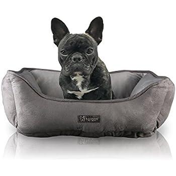 Amazon Com Nandog Reversible Pet Bed 21 Quot X25 Quot X10 Quot Gray