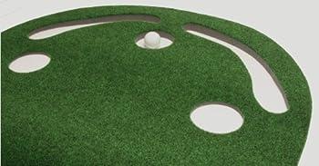 Putt-a-bout Grassroots Par Three Putting Green (9-feet X 3-feet) 1
