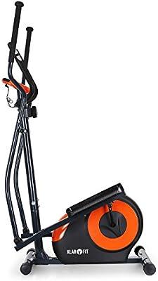 Klarfit - Bicicleta elíptica Ellifit FX 250 con ordenador de a ...