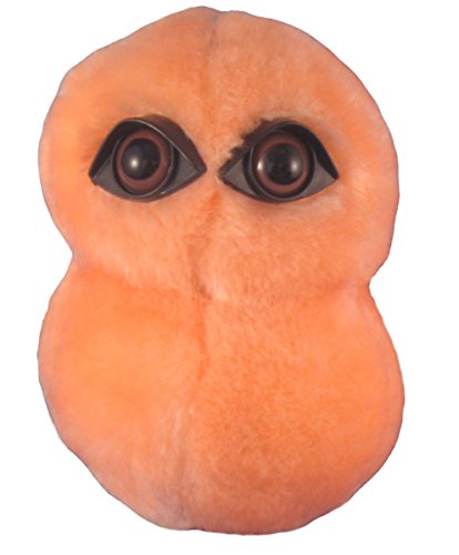 Giant Microbes   Pneumonia  Streptococcus Pneumonia  Educational Plush Toy