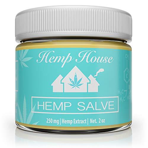 - Hemp House Full Spectrum Hemp Oil Cream Rub - Hemp Cream for Pain Relief, Anxiety Relief, Arthritis Pain Relief, Back Pain Relief, Anti Inflammatory and Relaxation - 250mg Natural Hemp Oil – 2 oz