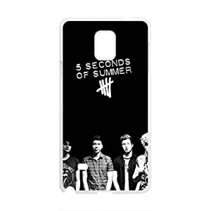 5 Seconds Of Summer Brand New And Custom Hard Case Cover Protector For Samsung Galaxy Note4