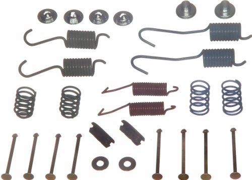 Wagner H7008 Drum Brake Hardware Kit, Rear ()