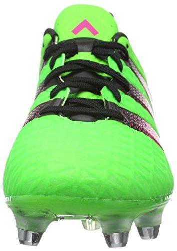 16 Green 2 Black Scarpe Ace solar Sg core Calcio shock Da Uomo Verde Pink Adidas 5qRgwpxEw