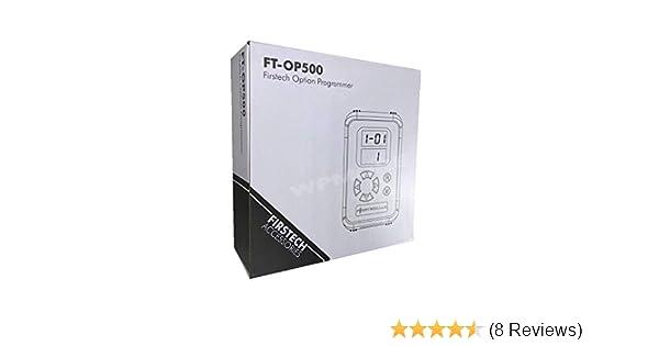 First Tech OP500 Compustar Programming Device