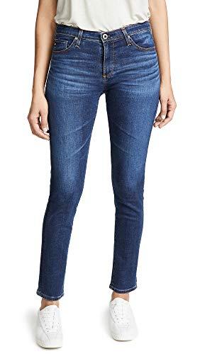 AG Adriano Goldschmied Womens Prima Mid-Rise Cigarette Leg Jean